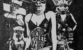 Piglets – Bacon The Road